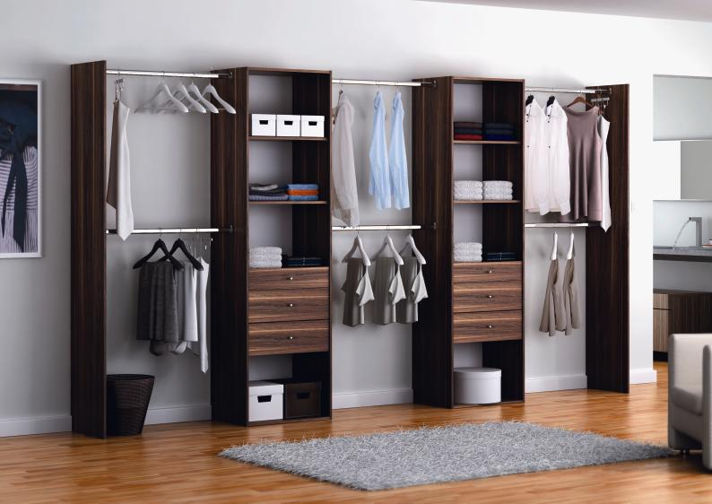 am nagement de dressing diy faites le vous m me avec mr bricolage. Black Bedroom Furniture Sets. Home Design Ideas