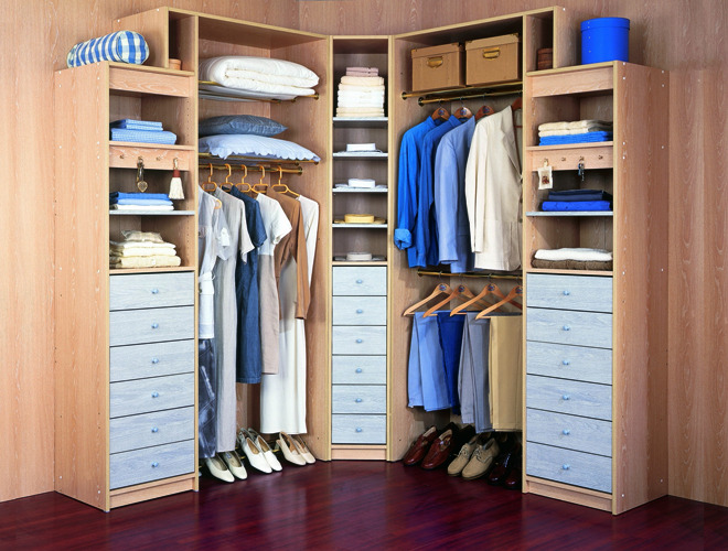 Am nager son dressing les id es de mr bricolage diy faites le vous m me - Idee amenagement dressing ...