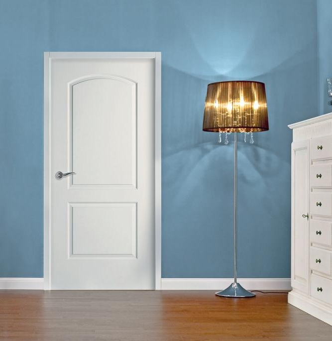 Portes d 39 interieur for Porte interieur en bois